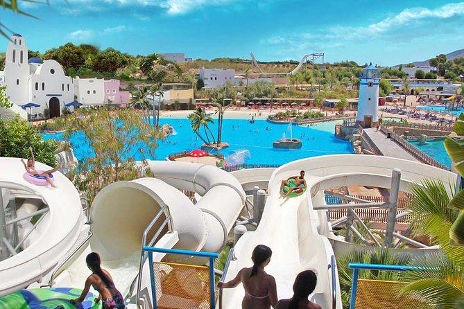 Aqua park in Benidorm