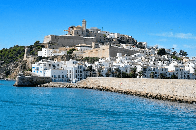 Explore the great town of Ibiza