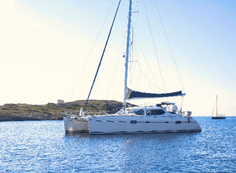 Book a catamaran in Majorca