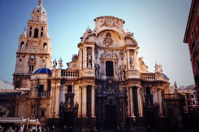 Walking tour Murcia City