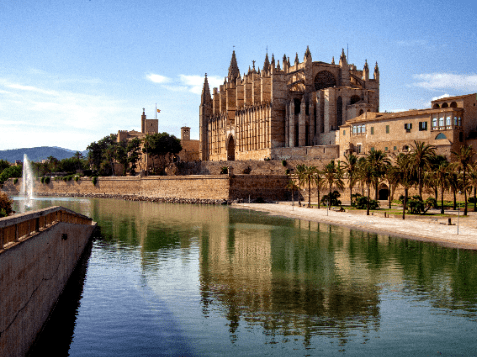 Highlight must see Palma Cathedral
