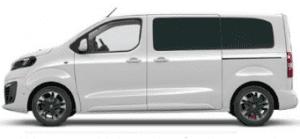 minivan for ski